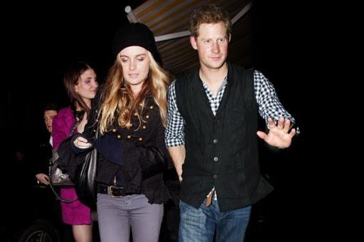 Бывшая девушка принца Гарри рассказала, почему не стала частью королевской семьи - фото №2