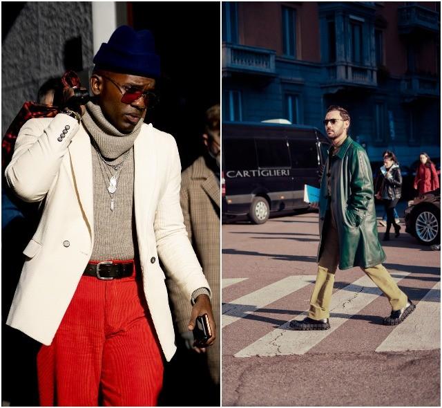 Что носят в Милане: обзор лучших стритстайл-образов с Недели мужской моды - фото №5