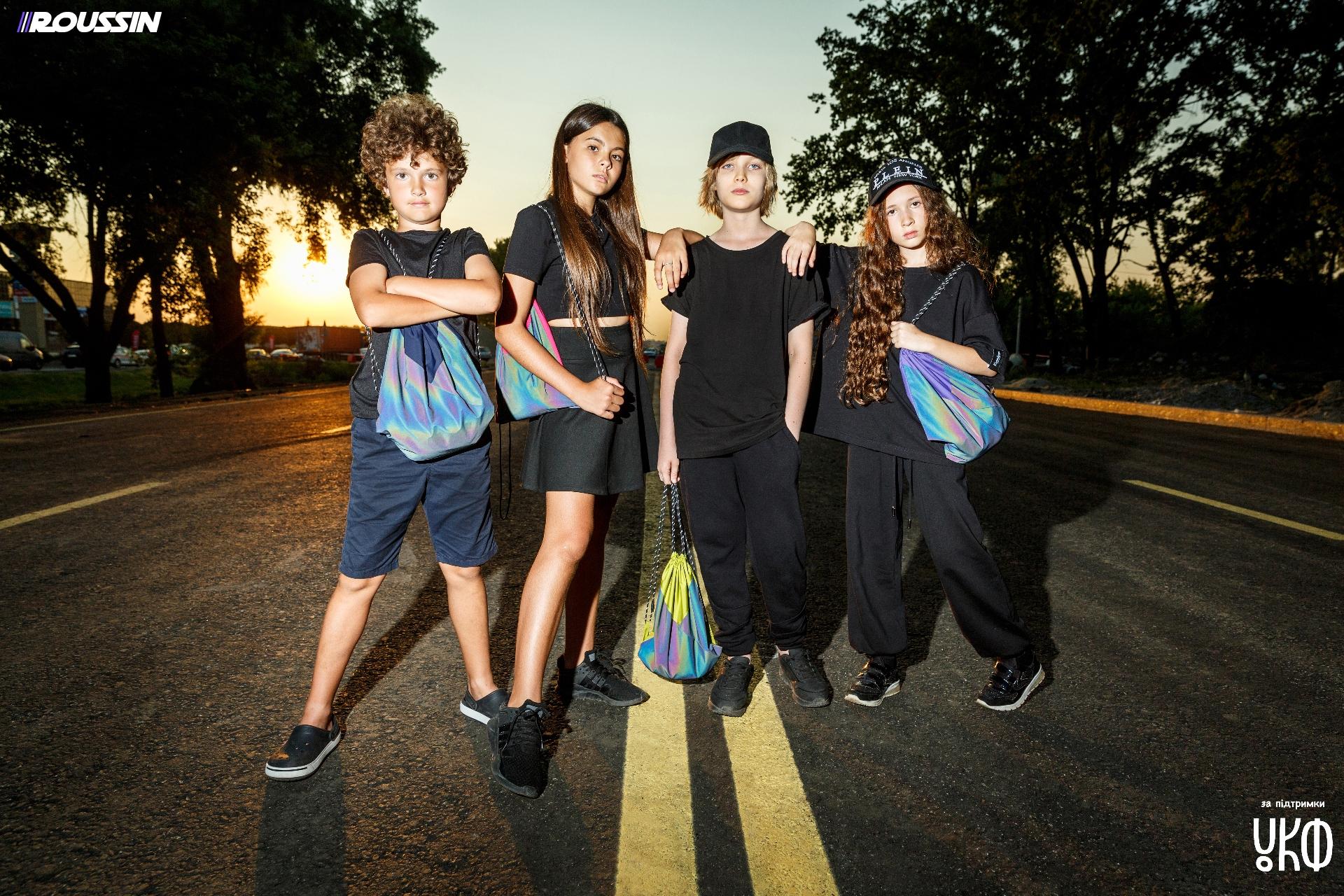 Ответственная мода: проект украинского бренда ROUSSIN продолжает уменьшать количество  ДТП с участием пешеходов - фото №2