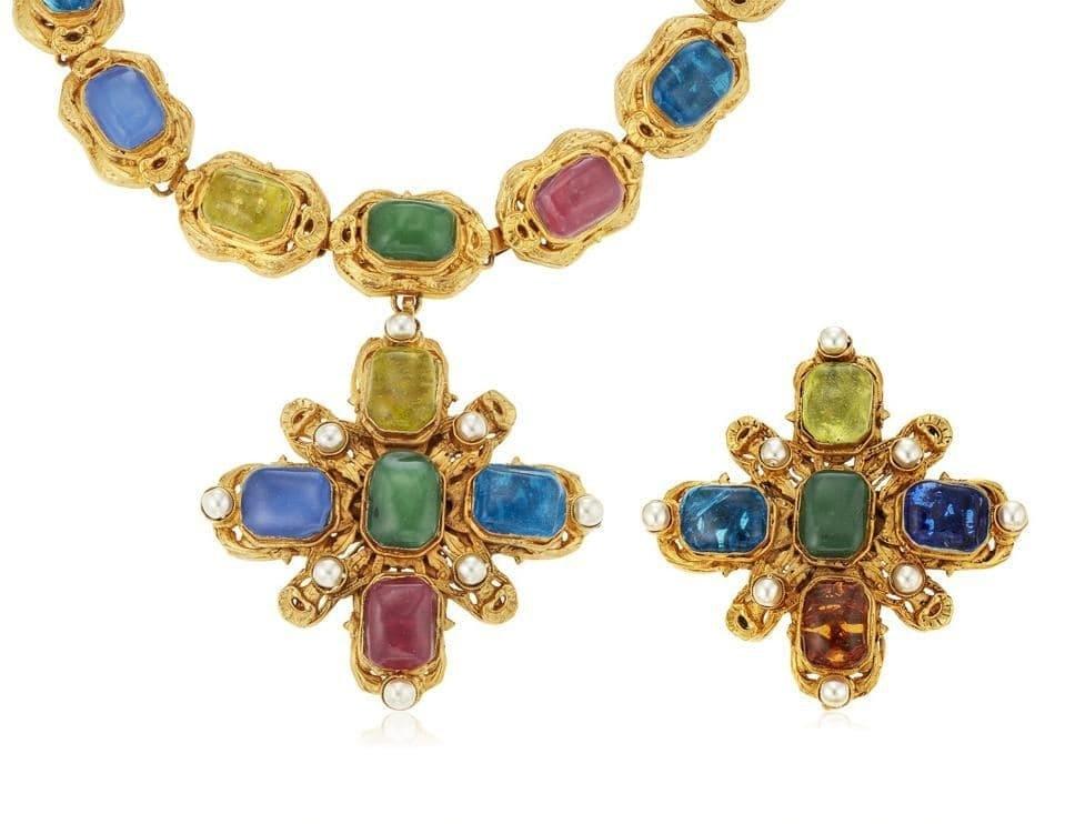 106 винтажных украшений Chanel выставили на аукцион Christie's (ФОТО) - фото №1