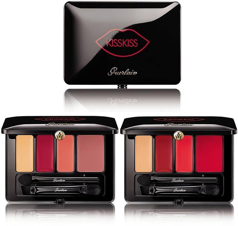 Guerlain KissKiss Lip Contouring Palette
