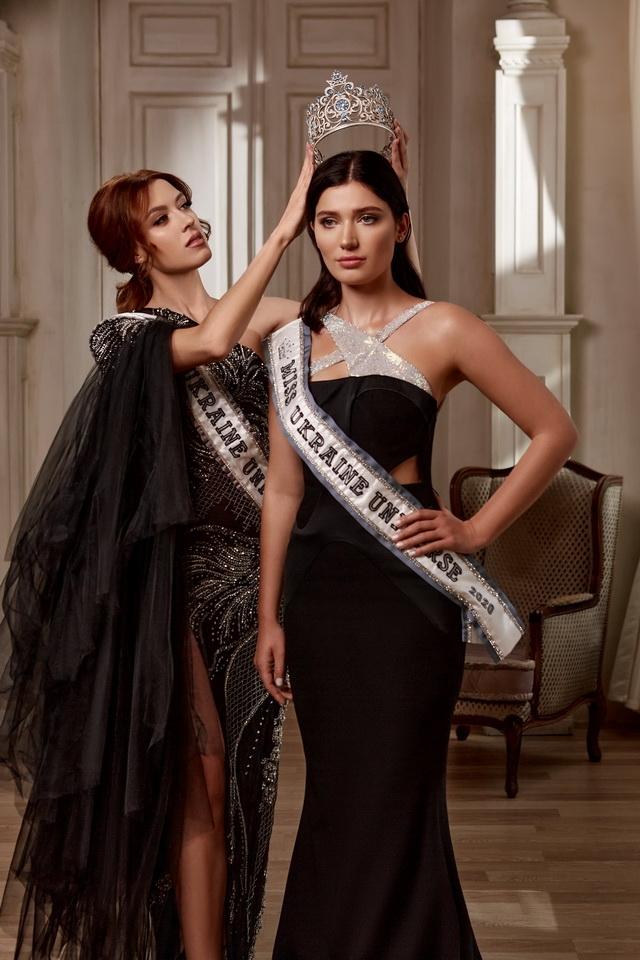 мисс украина вселенная 2020 елизавета ястремская