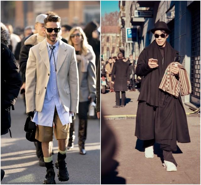 Что носят в Милане: обзор лучших стритстайл-образов с Недели мужской моды - фото №1