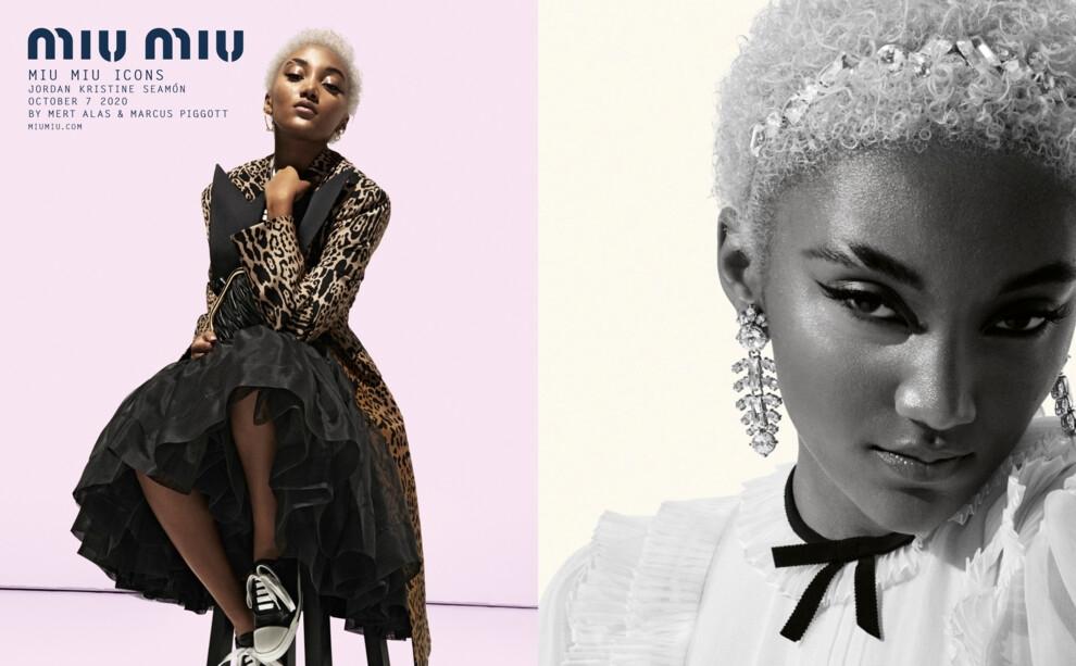 Женственность и индивидуальность в новой рекламной кампании Miu Miu Icons (ФОТО) - фото №6