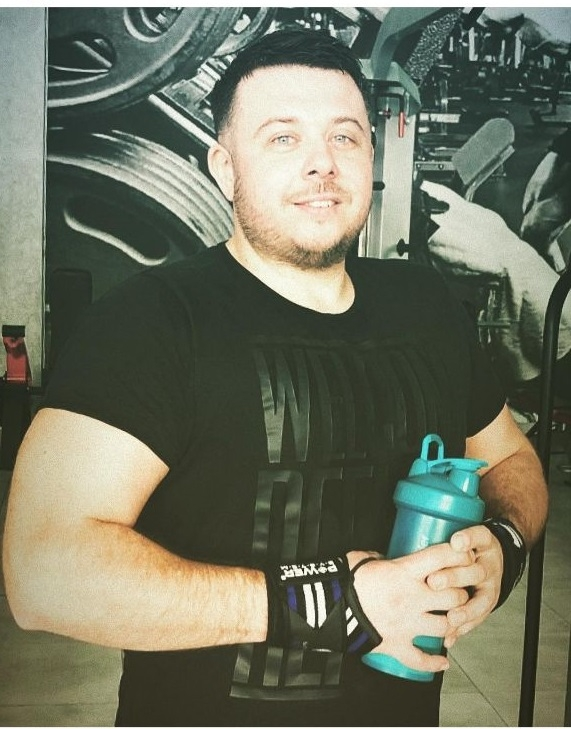 Похудел на спор: актер Виталий Тыльный избавился от 30 килограммов - фото №1