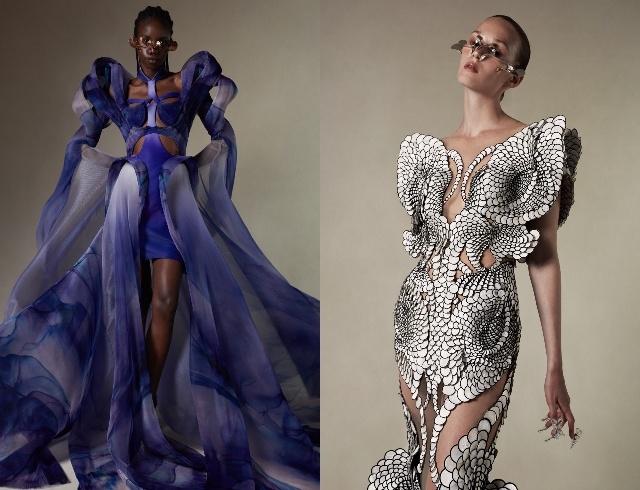 Неделя высокой моды в Париже: Dior, Chanel, Schiaparelli и другие коллекции именитых брендов (ФОТО) - фото №10