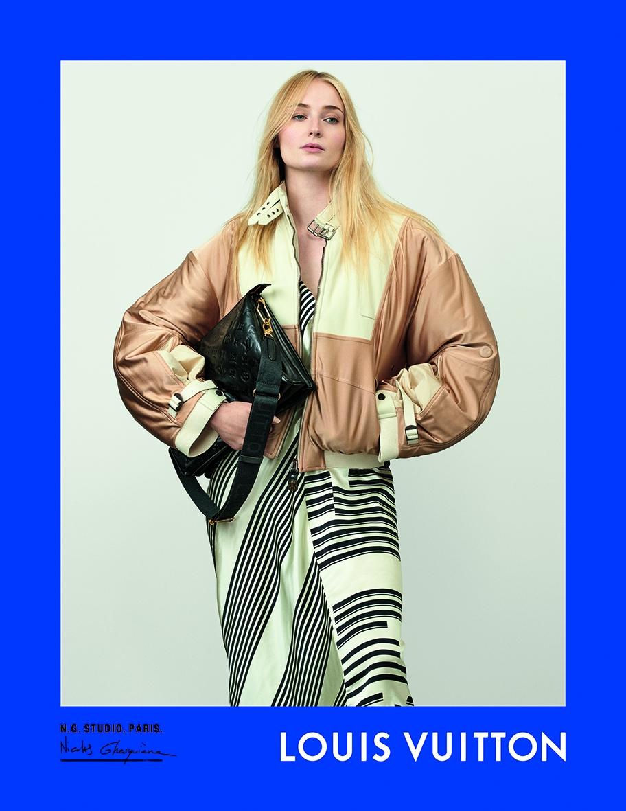Эмма Стоун, Софи Тернер и другие звезды снялись в рекламе Louis Vuitton (ФОТО) - фото №2