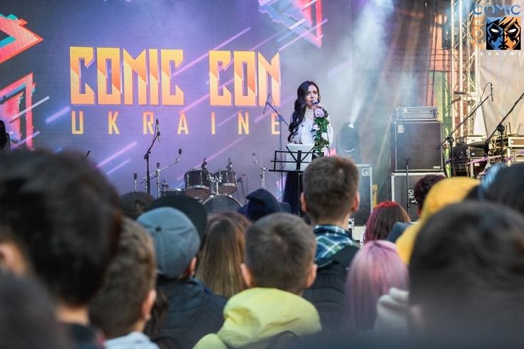 Song Wonsub, Алина Паш, Анна Завальская: кто из блогеров и селебрити посетил Comic Con Ukraine - фото №1