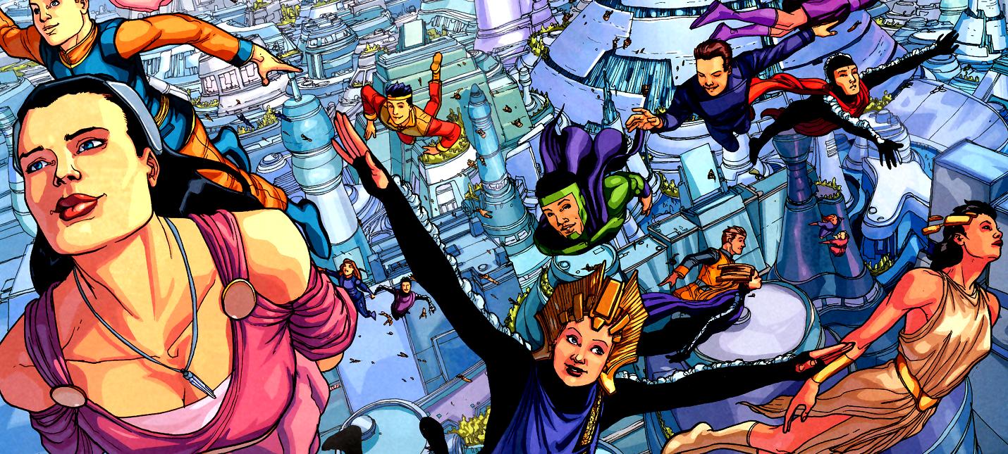 Вселенная Marvel снимет фильм с супергероем-трансгендером - фото №2