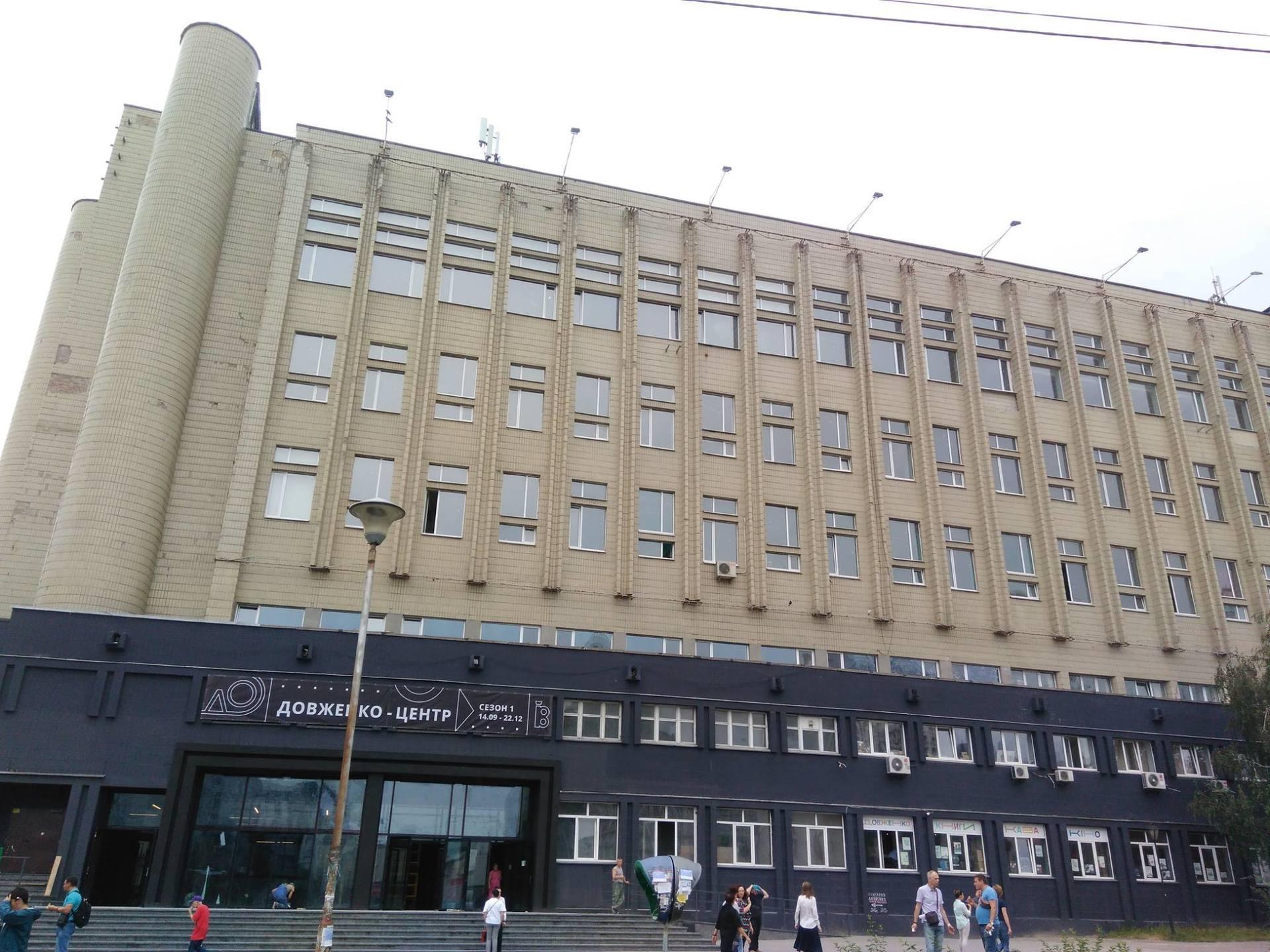 """""""Довженко-Центр""""получит 8,6 миллионов гривен на восстановление работы - фото №2"""