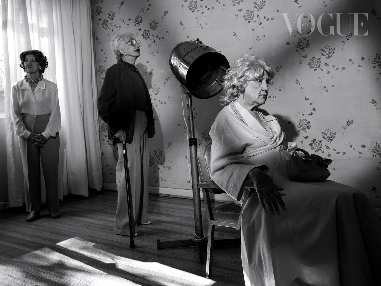 Обложка дня: мексиканский Vogue поместил на обложку бабушек своих сотрудников (ФОТО) - фото №4