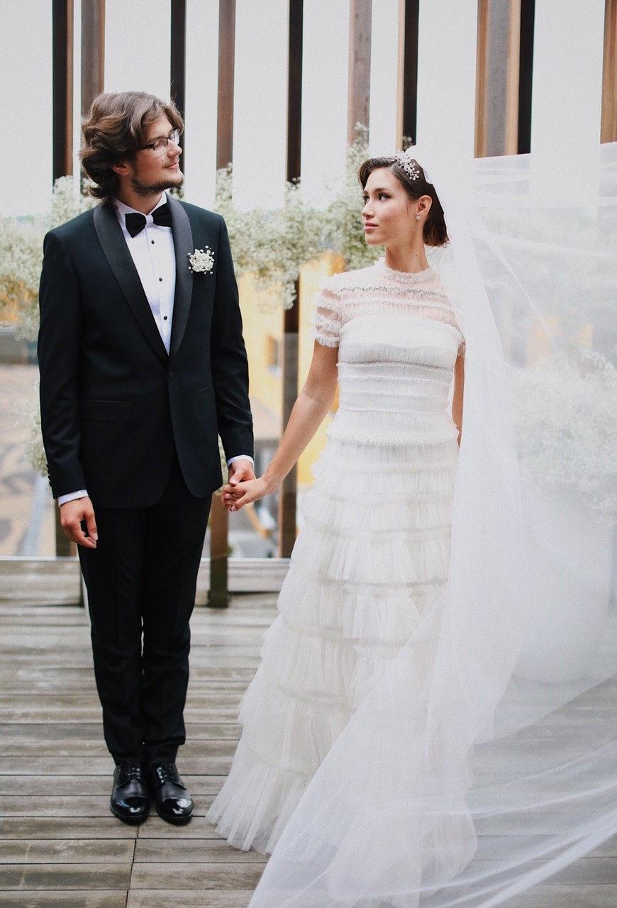 дина немцова свадьба