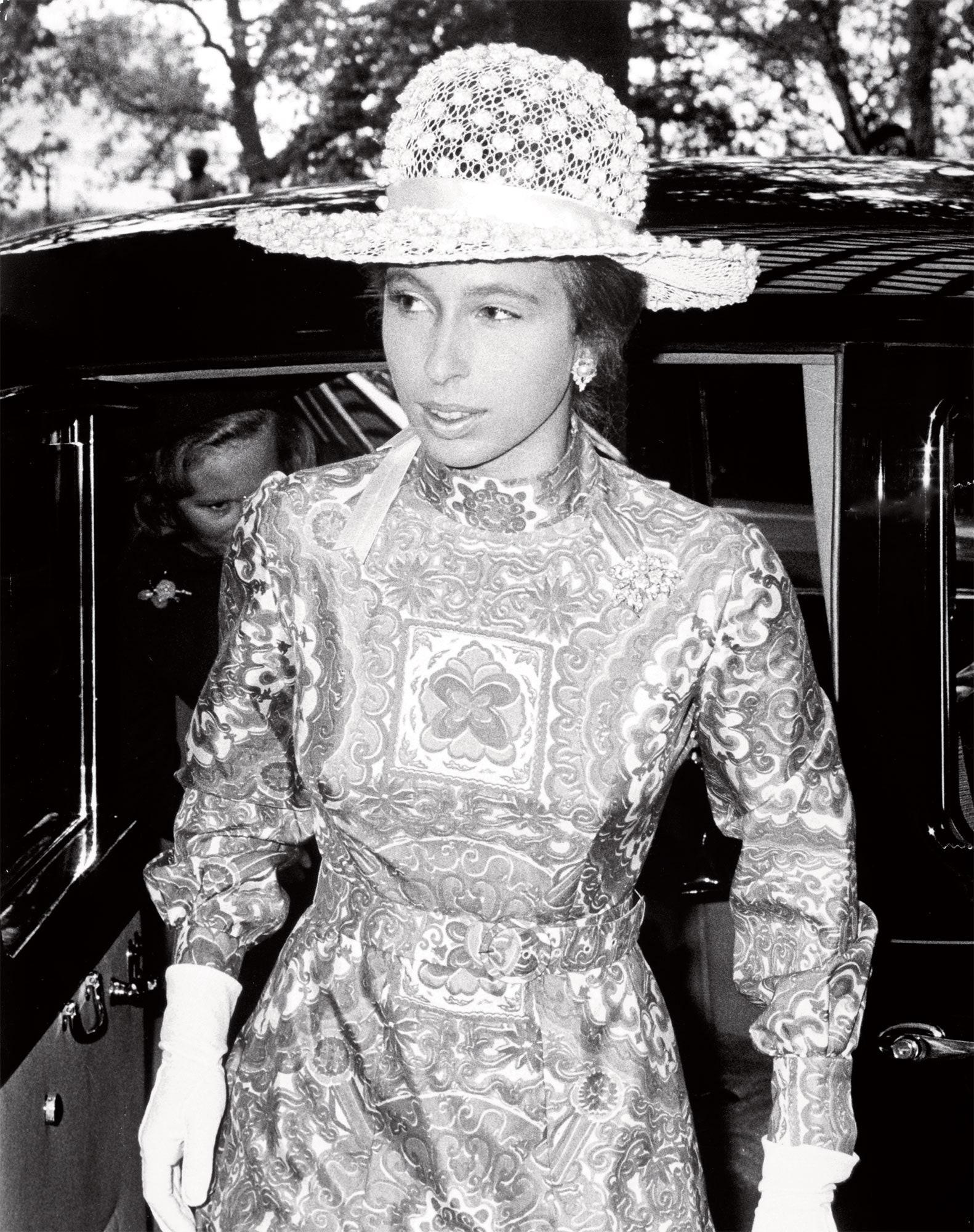 принцесса анна фото