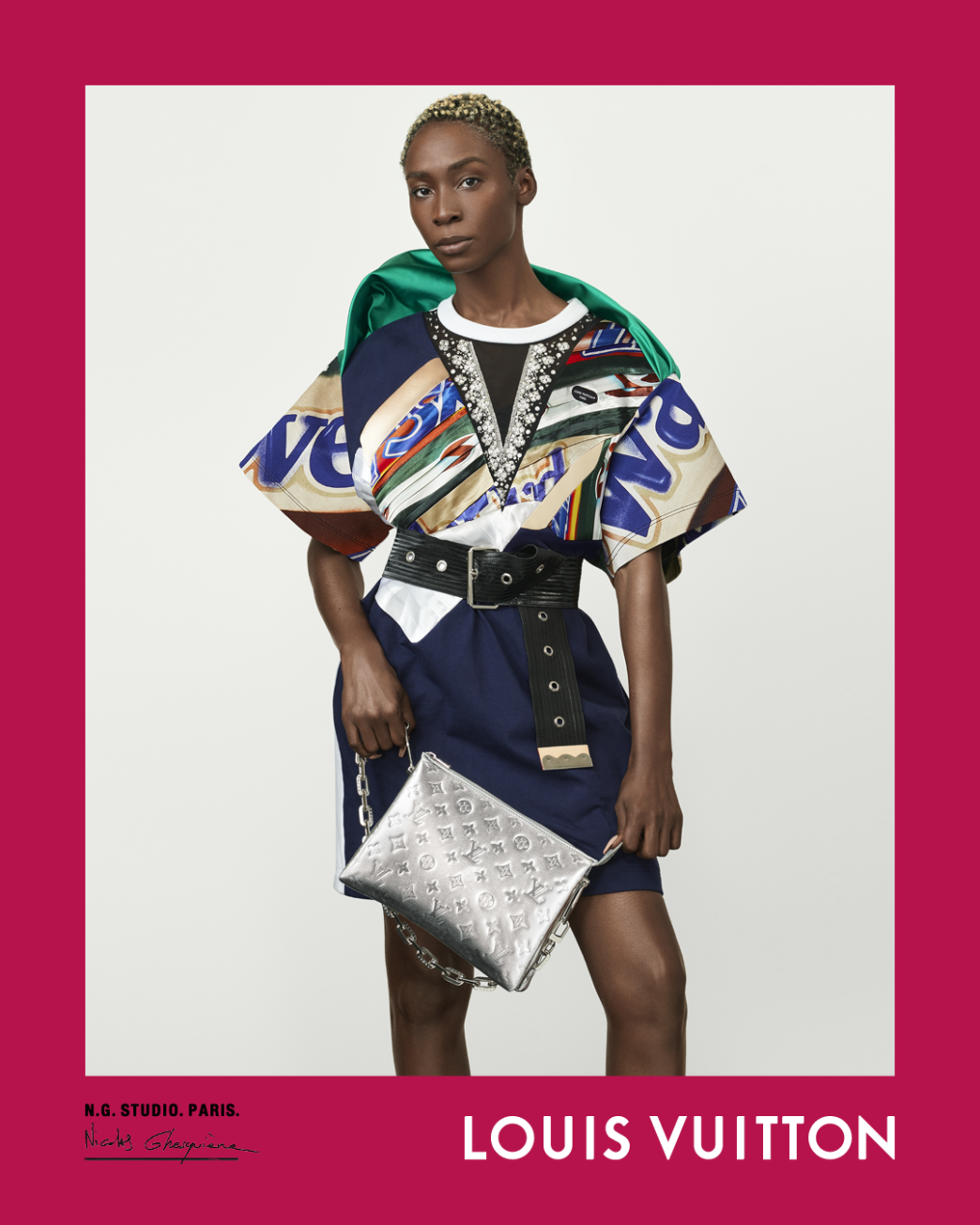 Эмма Стоун, Софи Тернер и другие звезды снялись в рекламе Louis Vuitton (ФОТО) - фото №6