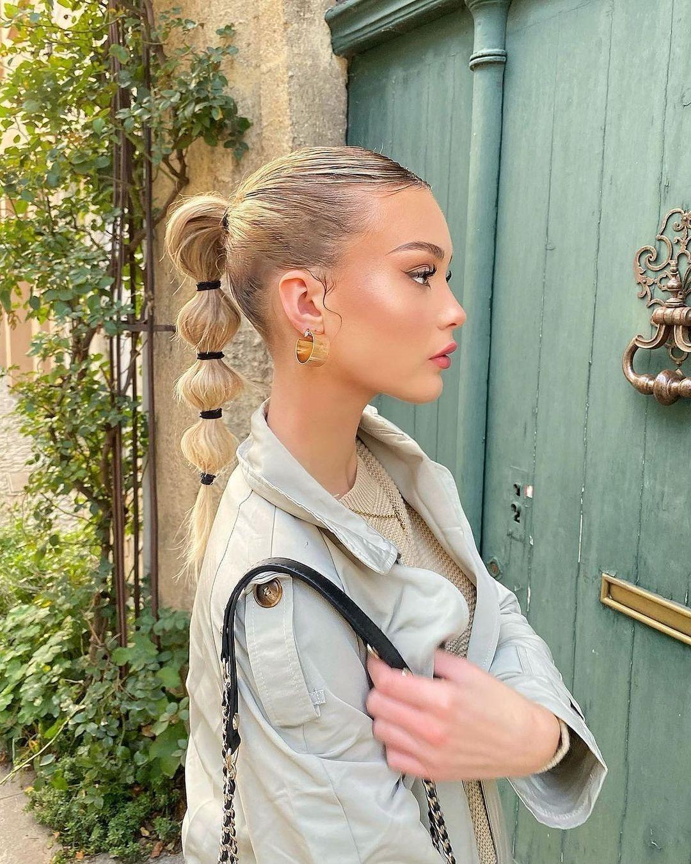 Конский хвост: 15 вариантов модной прически - фото №12