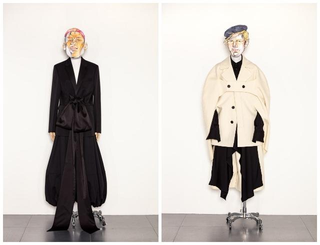 """Мода и пандемия: JW Anderson показал новую коллекцию """"в коробке""""и без моделей (ФОТО) - фото №2"""