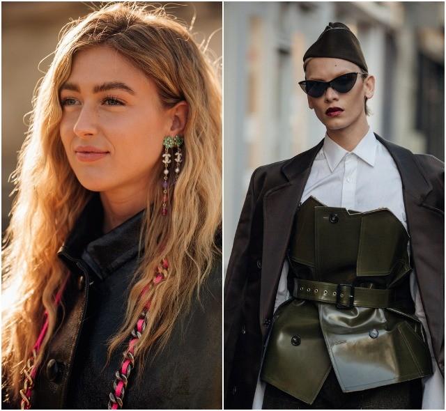 Стритстайл на Неделе высокой моды в Париже: как носить кутюр каждый день - фото №33