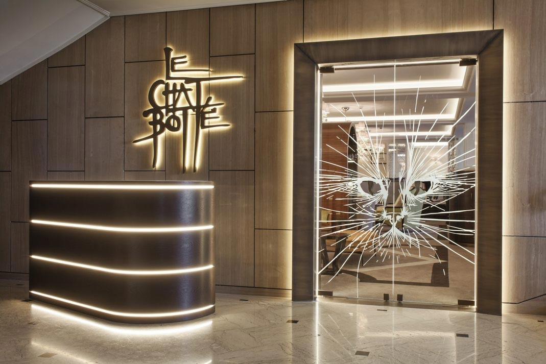 """Мишленовский ресторан """"Кот в сапогах"""" снова ждет гостей в отеле Beau-Rivage Genève - фото №2"""