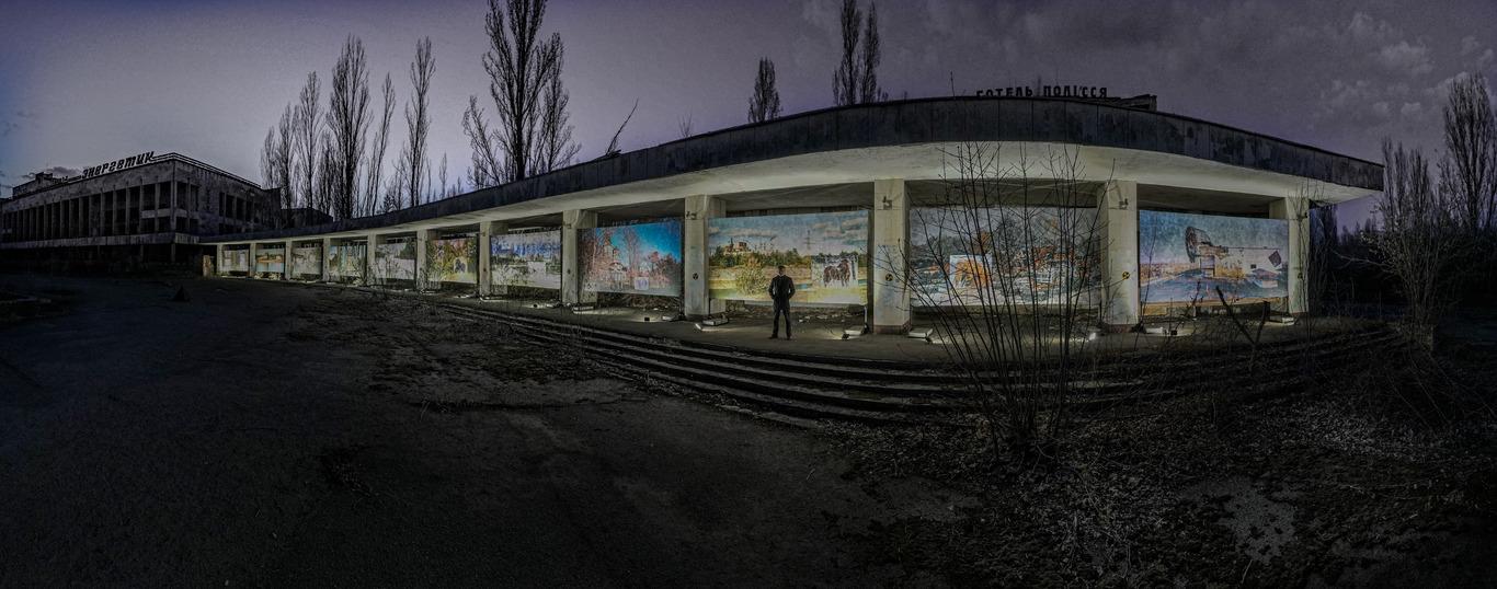 """КОВЧЕГ """"ЧОРНОБИЛЬ"""": ПЕРЕЗАВАНТАЖЕННЯ: в Киеве пройдет открытие выставки фотографа Дениса Копылова - фото №3"""