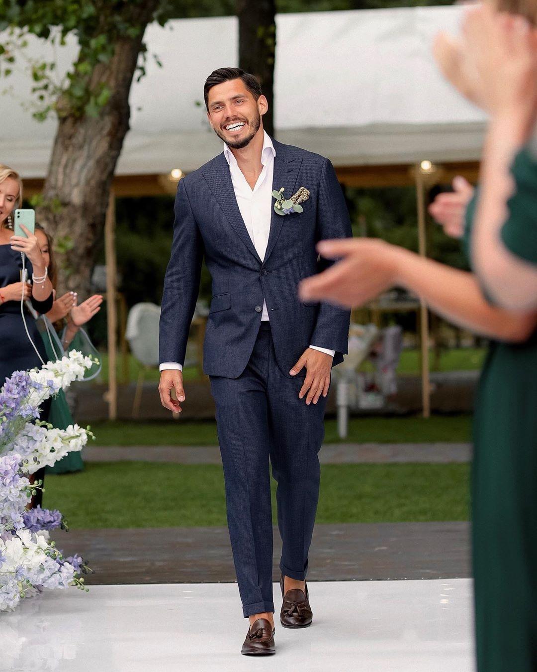 Никита Добрынин свадьба