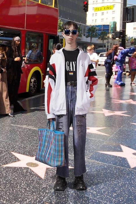 Трендовая одежда на каждый день в новой коллекции Balenciaga (ФОТО) - фото №5