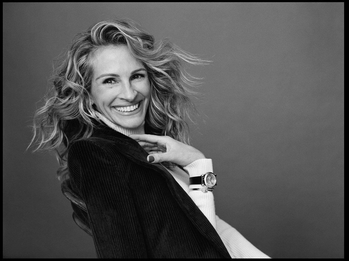 Джулия Робертс стала лицом швейцарского бренда часов Chopard (ВИДЕО) - фото №2