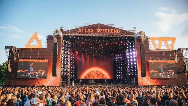 Валерий Меладзе выступит на музыкальном фестивале Atlas Weekend - фото №1
