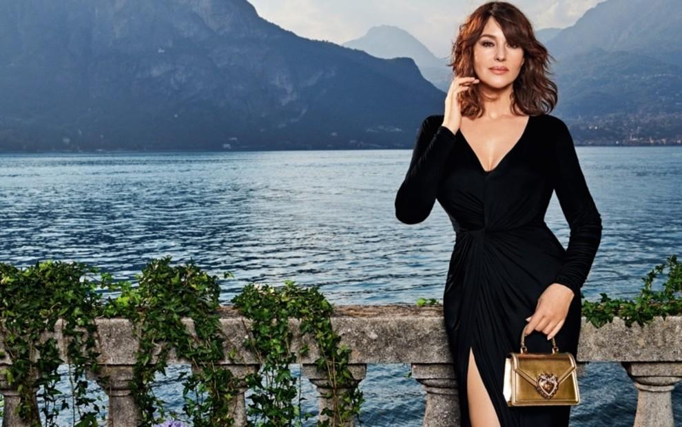 Элегантная муза: Моника Беллуччи стала лицом новой коллекции Dolce & Gabbana (ФОТО) - фото №2