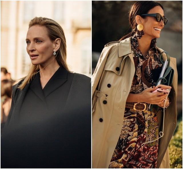 Стритстайл на Неделе высокой моды в Париже: как носить кутюр каждый день - фото №32