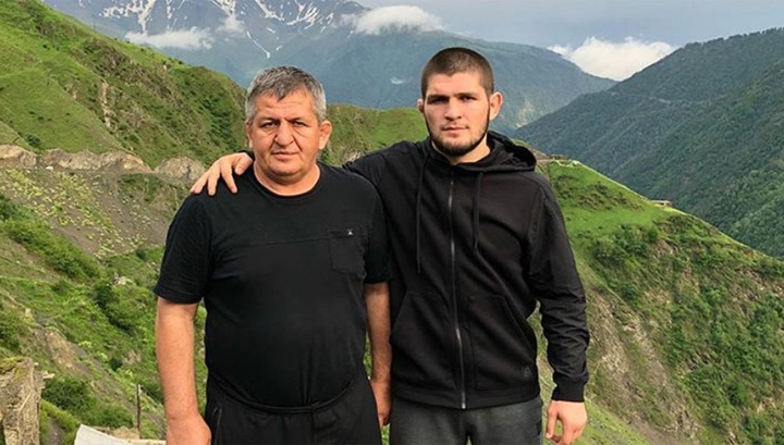 Абдулманап Нурмагомедов умер