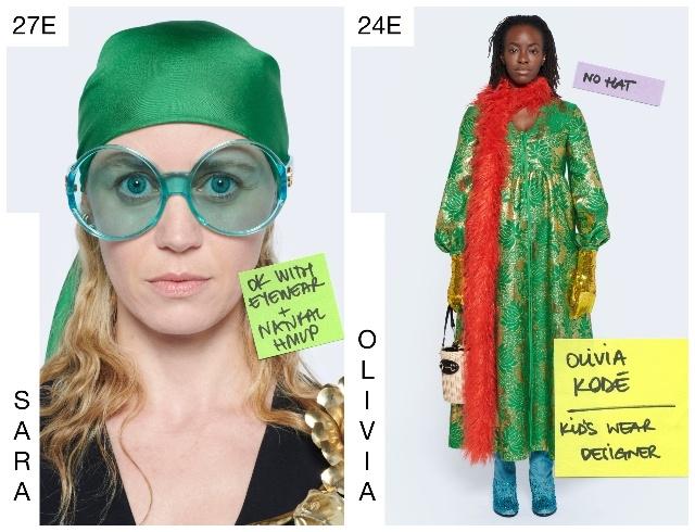 """""""Эпилог"""": Gucci представили гендерно-нейтральную коллекцию (ФОТО) - фото №6"""