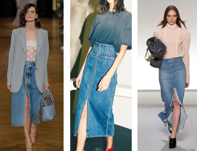 Джинсовая мода: какие джинсы носить в 2020 году (ФОТО) - фото №11