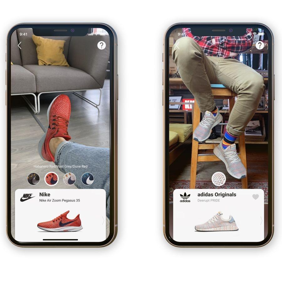 Вещь дня: Gucci представили виртуальные кроссовки - фото №2