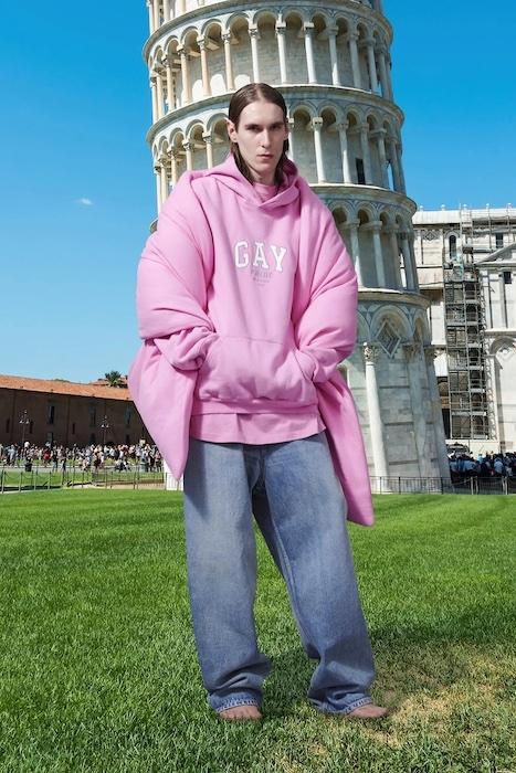 Трендовая одежда на каждый день в новой коллекции Balenciaga (ФОТО) - фото №2