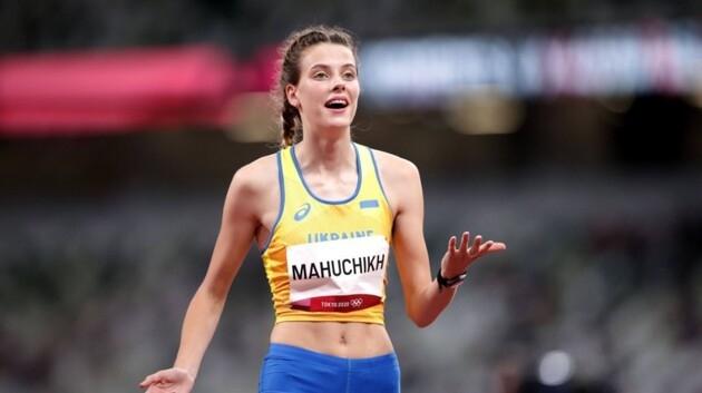 Украинская легкоатлетка Ярослава Магучих получила бронзовую медаль на Олимпиаде в прыжках в высоту - фото №1