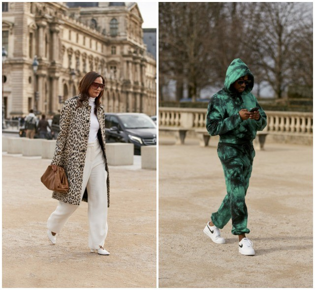 Что носят в Париже: стритстайл-образы гостей французской мужской Недели моды - фото №13