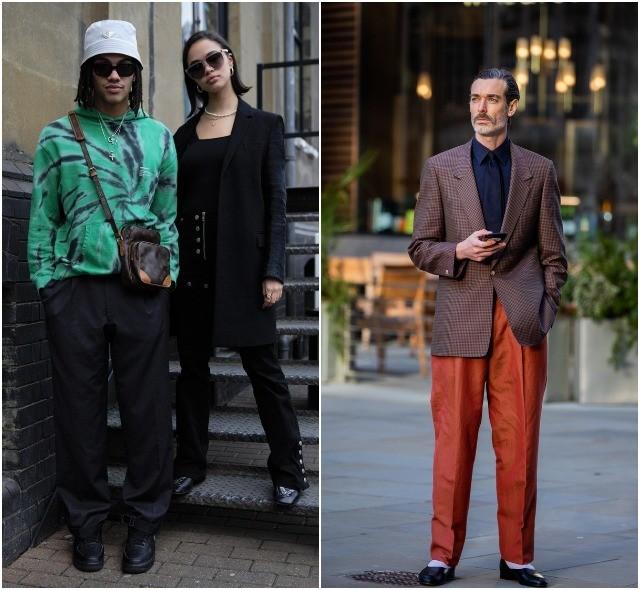 Мужская неделя моды в Лондоне: лучшие стритстайл-образы (ФОТО) - фото №16