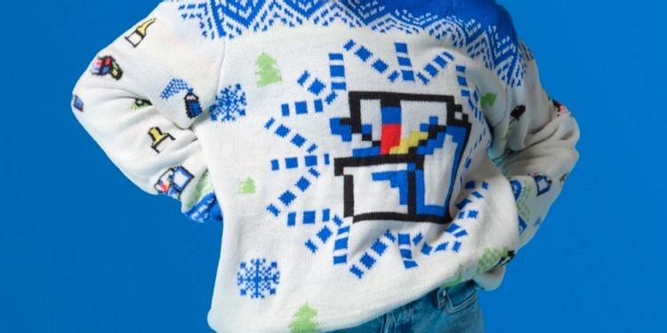 """Вещь дня: Microsoft выпустили коллекцию """"уродливых"""" свитеров (ФОТО) - фото №2"""