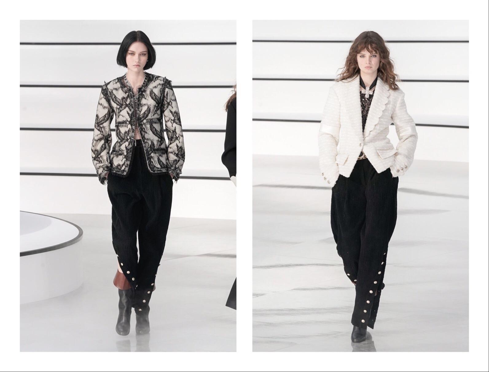 Парижский шик в лучших традициях Chanel: обзор коллекции (ФОТО) - фото №6
