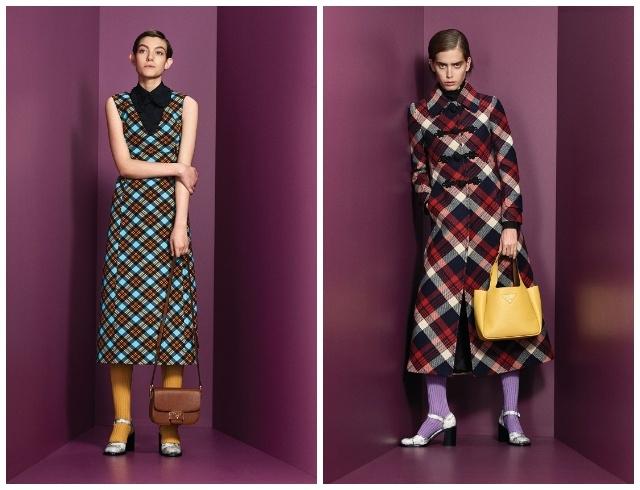 Ярко, строго и элегантно: Prada представили новую коллекцию Pre-Fall —2020 (ФОТО) - фото №4