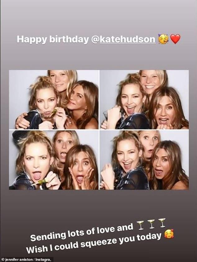 Кейт Хадсон — 41: как актриса отпраздновала день рождения (ФОТО) - фото №3