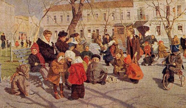День рождение Татьяны Яблонской: как творила во время репрессий и чем запомнилась легендарная художница - фото №4