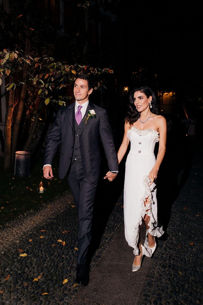 Младший сын Сильвио Берлускони свадьба