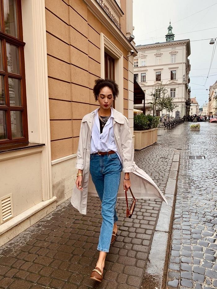 """""""80% гардероба — это база, 20% — тренд"""": Аманда Ироанья о том, как создать базовый и всегда быть стильной - фото №2"""