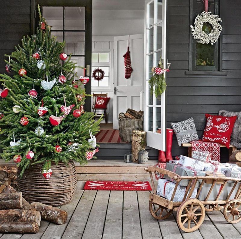 ТОП-3 новогодних стиля для домашнего декора от Насти Каменских - фото №3