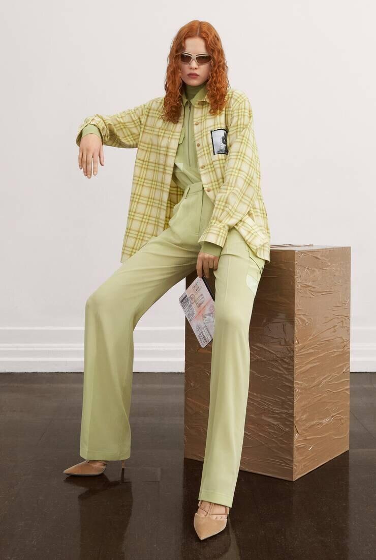 Романтика и практичность: обзор новой коллекции Burberry Pre-Fall 2021 (ФОТО) - фото №7