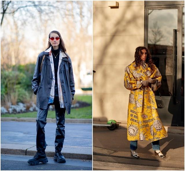 Стритстайл на Неделе высокой моды в Париже: как носить кутюр каждый день - фото №23
