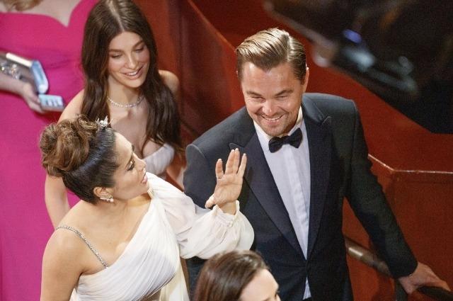 """""""Ему нравится быть с ней"""": инсайдер рассказал об отношениях Леонардо ДиКаприо и Камилы Морроне - фото №3"""