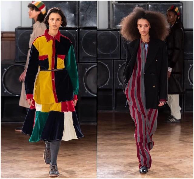 """Как у той самой """"мымры"""": стиль Людмилы Прокофьевной покажут на Неделе моды в Лондоне - фото №4"""