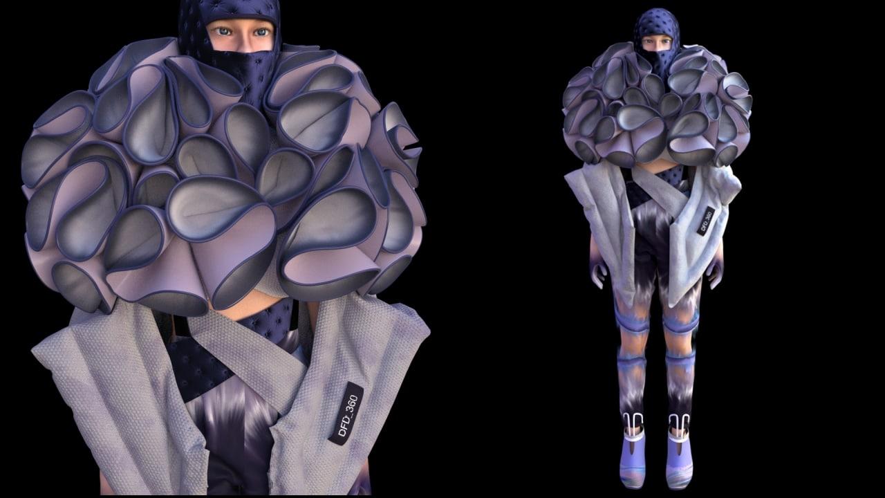 Цифрова реальність: в рамках Ukrainian Fashion Week пройде показ Pushka didgital show - фото №2